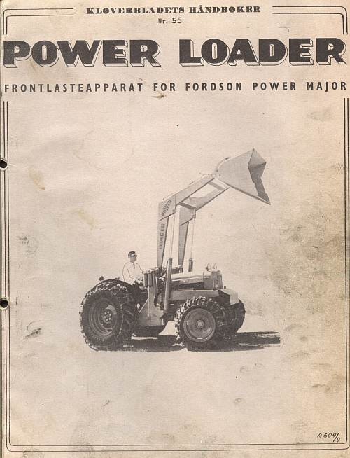 Fordson Power Loader